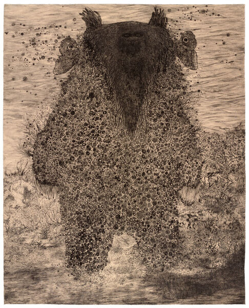Didier Hamey, 'Isidore Bonshomme', 2018