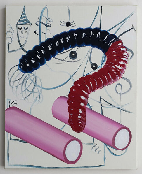 Francesc Ruiz Abad, 'Gummy #1', 2017