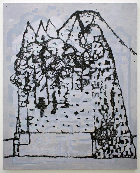 EJ Hauser, 'mountain dwellers', 2016