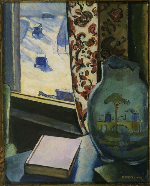 Samuel Halpert, 'Through the Window', 1918