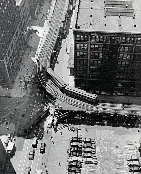 Andreas Feininger, 'Street Scene, NYC', n.d.
