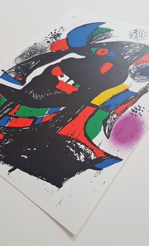 Joan Miró, 'Lithographie Originale II', 1981, Print, Color Lithograph, Cerbera Gallery