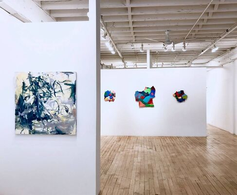Gerri Rachins: Seen/Unseen, installation view
