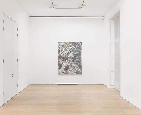 Luc Tuymans: The Shore, installation view