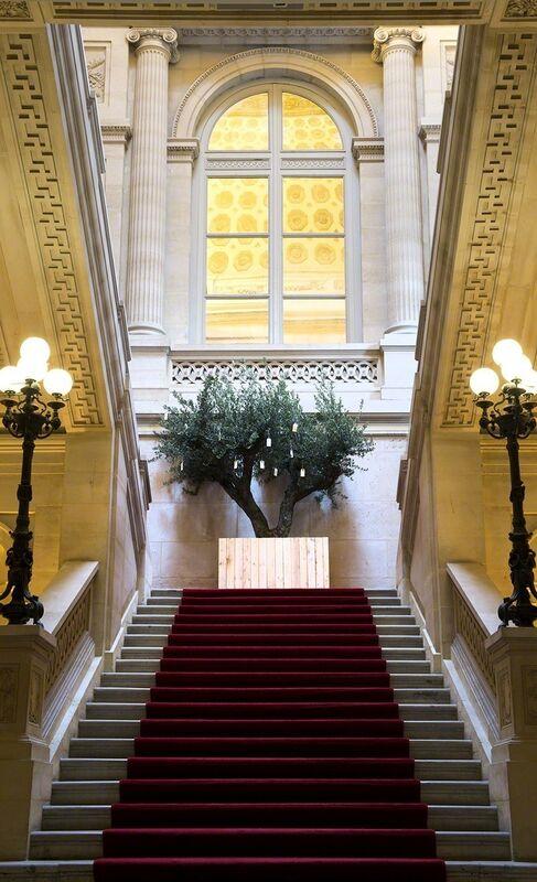 Yoko Ono, 'Wish Tree', 1996-2015, Installation, Monnaie de Paris