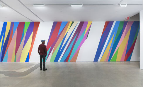 Odili Donald Odita, 'The Velocity of Change', 2015