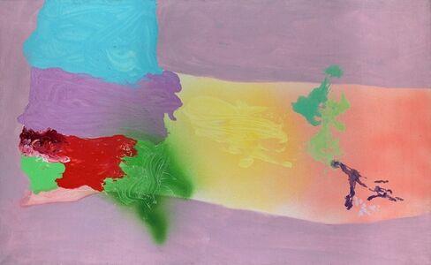 Albert Stadler, 'Light Beam ', 1981