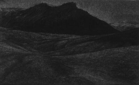 Renie Spoelstra, 'Northern Route #6 (Glacier)', 2020