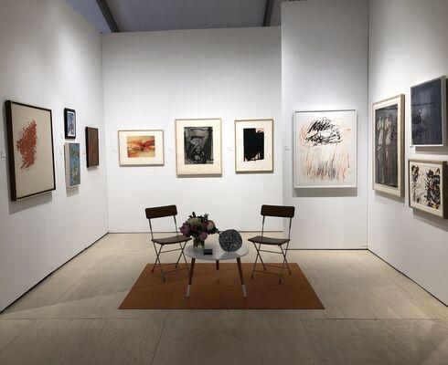 F.L. Braswell Fine Art at Market Art + Design 2019, installation view