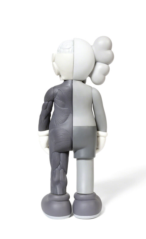 KAWS, 'ORIGINALFAKE COMPANION (Grey)', 2006, Sculpture, Painted cast vinyl, DIGARD AUCTION