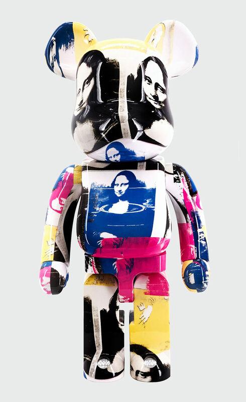 Andy Warhol, 'Andy Warhol Mona Lisa Bearbrick 1000% (Warhol BE@RBRICK)', 2020, Ephemera or Merchandise, Vinyl figure, Lot 180