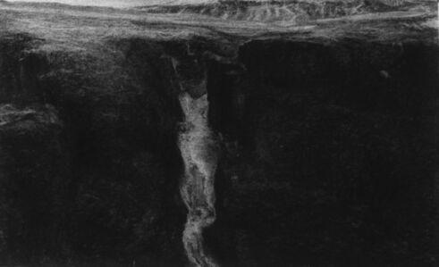 Renie Spoelstra, 'Northern Route #4 (Frozen Waterfall)', 2020