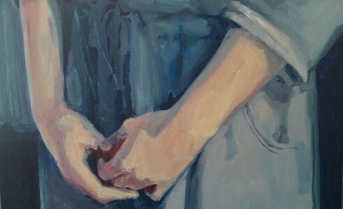 Casper White, 'Hands', 2019