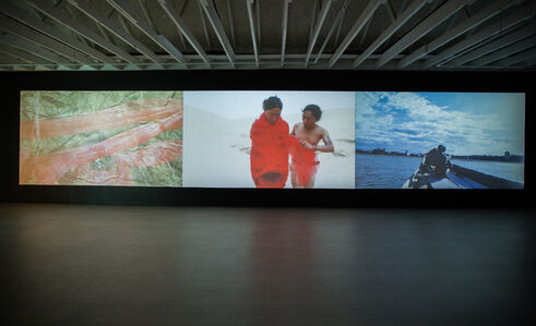 Le Brothers, 'Into the Sea', 2011