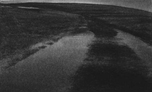 Renie Spoelstra, 'Northern Route #1 (frozen path)', 2020