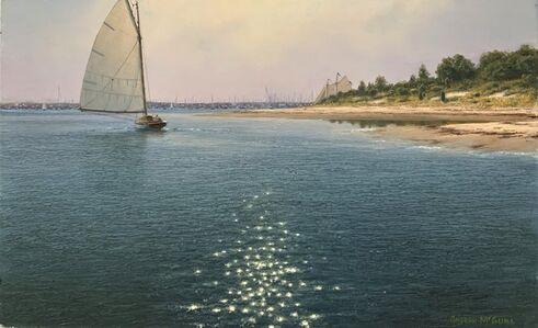 Joseph McGurl, 'Soft Light, Nantucket Harbor', 2019