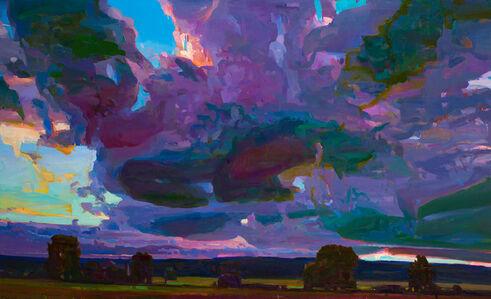 Charles Basham, 'MALACITE (DUSK)', 2015