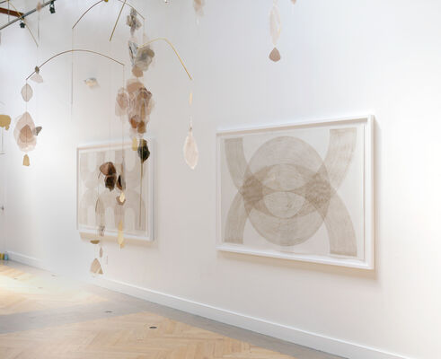 Of Rhythm & Light, installation view