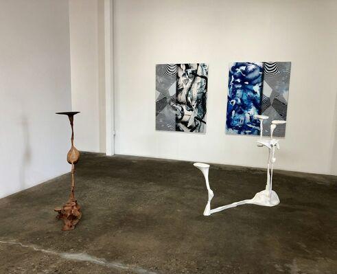 Pairings, installation view