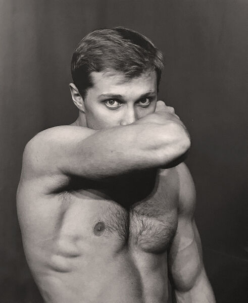 Anderson & Low, 'Ivan Ivankov, Gymnast, Belarus', n.d.