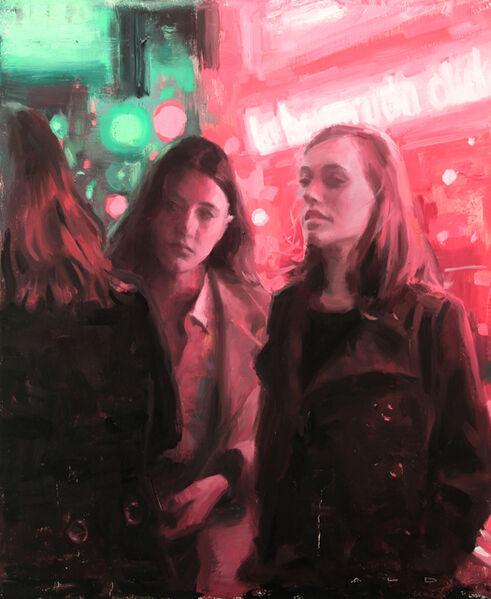 Aldo Balding, 'Red Streets', 2020