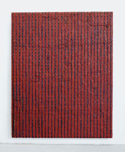 Sopheap Pich, 'Affirmation in Red', 2019