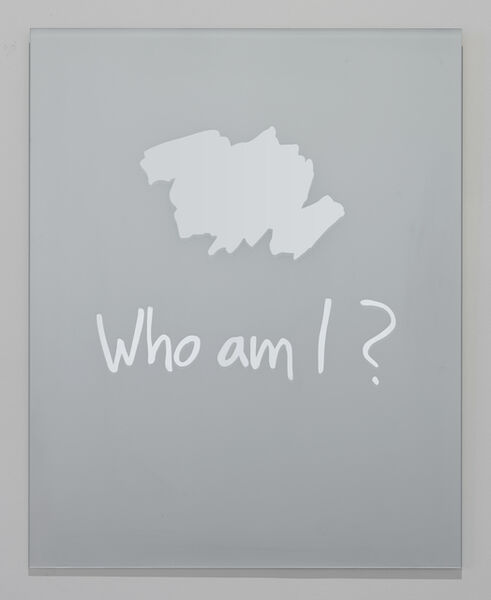 Nasan Tur, 'Who Am I?', 2017