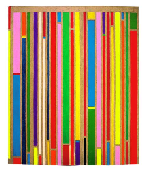 Piero Dorazio, 'Linear', 1968
