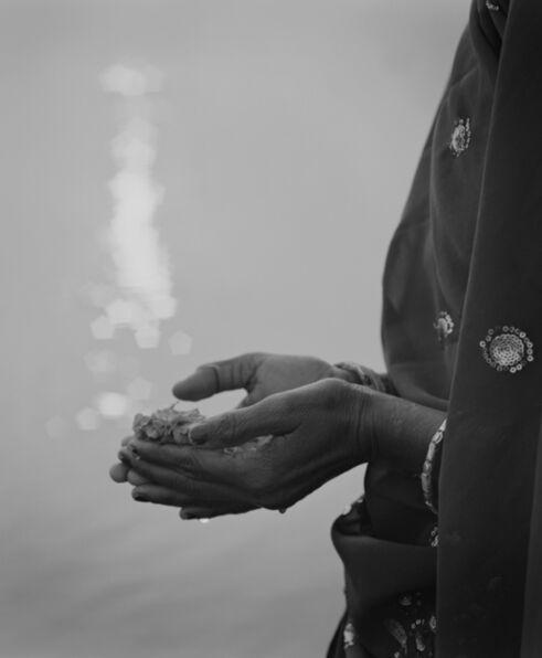 Kenro Izu, 'Eternal Light 40 #4, Allabahad, India', 2013