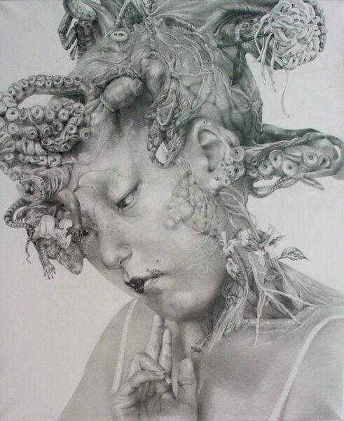Shoko Fujimori, 'Two sides of the same coin (panel b)', 2010