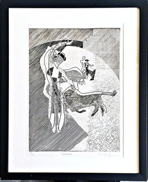 Stanley William Hayter, 'Torero  (de-accessioned from the Denver Art Museum)', 1929-1933