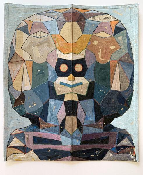 Raymond Lemstra, 'Untitled (Head) 2', 2019