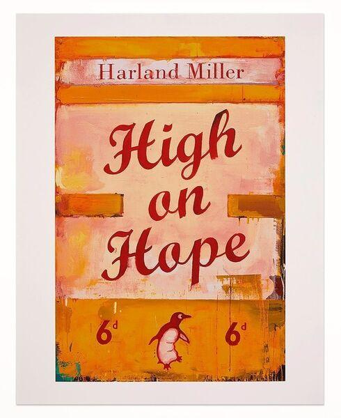 Harland Miller, 'High on Hope', 2019
