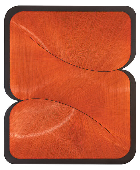 Gulay Semercioglu, 'Composition with orange', 2014
