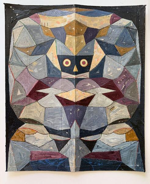 Raymond Lemstra, 'Untitled (Head) 4', 2019