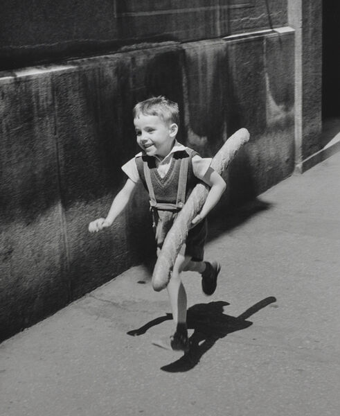 Willy Ronis, 'Le Petit Parisien', 1952