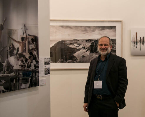 Vision Neil Folberg Gallery at Art Toronto 2014, installation view