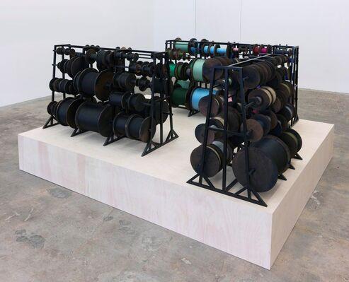 Tatiana Trouvé: Studies for Desire Lines, installation view