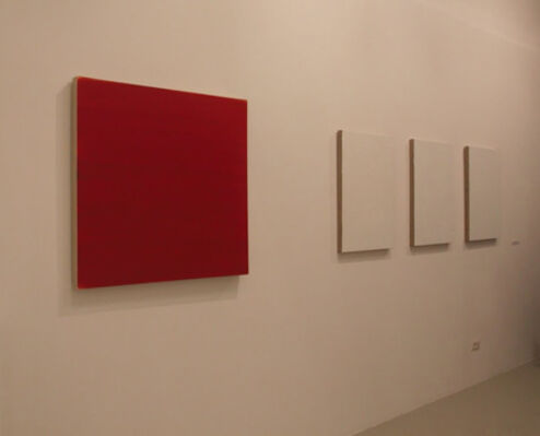 The Cosmic Spectrum - Monochromes and Beyond, installation view