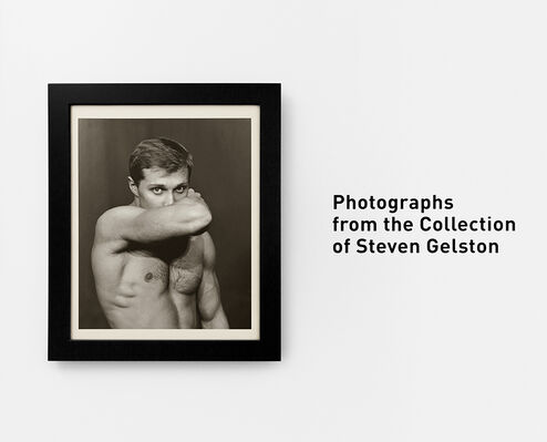 Photographs from the Collection of Steven Gelston, installation view