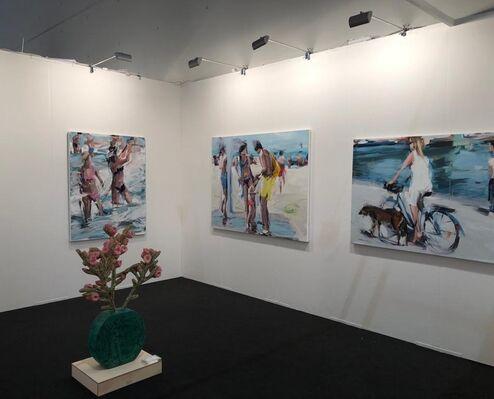 Galerie Barbara von Stechow at art KARLSRUHE 2019, installation view