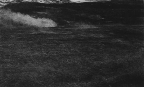 Renie Spoelstra, 'Northern Route #3 (Steaming Land)', 2020