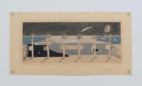 Laurinda Spear, 'Miami Night', 1976
