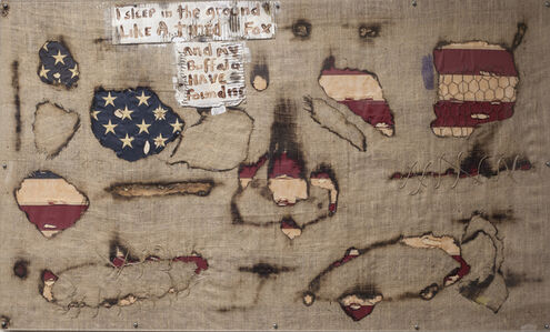 Bernie Taupin, 'The Burial of William Sycamore', 2017