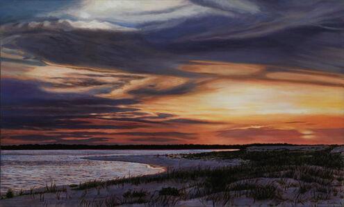 Adrian Deckbar, 'Shoreline Sunset', 2009