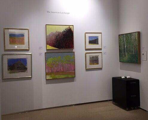 Jerald Melberg Gallery at Art Southampton 2015, installation view