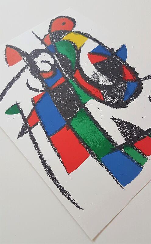 Joan Miró, 'Lithographie Originale II', 1977, Print, Color Lithograph, Cerbera Gallery