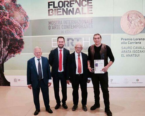 XI Biennale di Firenze 2017 | XIth Florence Biennale, installation view