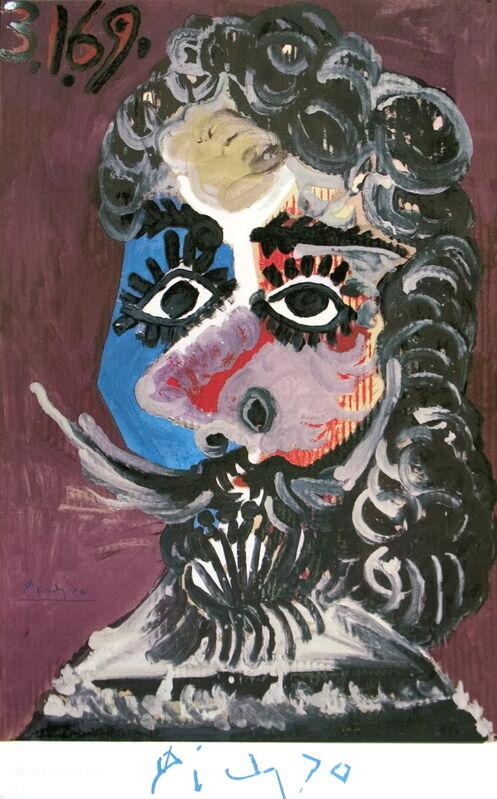 Pablo Picasso, 'Marlborough Roma', 1970, Print, Stone Lithograph, ArtWise