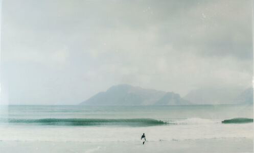 Christine Flynn, 'South African Surfer'